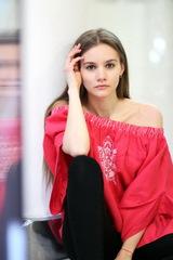 Ванда. Блуза женская. BL-4349