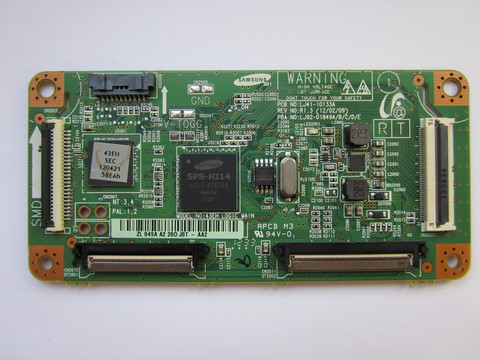 MAIN LOGIC CTRL BOARD LJ41-10133A