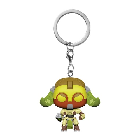Брелок Ориса || POP! Keychain Overwatch  Orisa