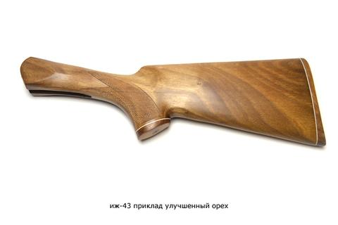 Приклад МР-43 (ИЖ-43) улучшенный бук
