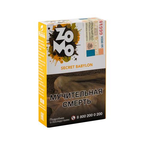 Табак ZOMO Secret Babylon (Арбуз Дыня) 50 г