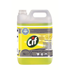 Универсальное чистящее средство Cif Professional жидкость 5 л