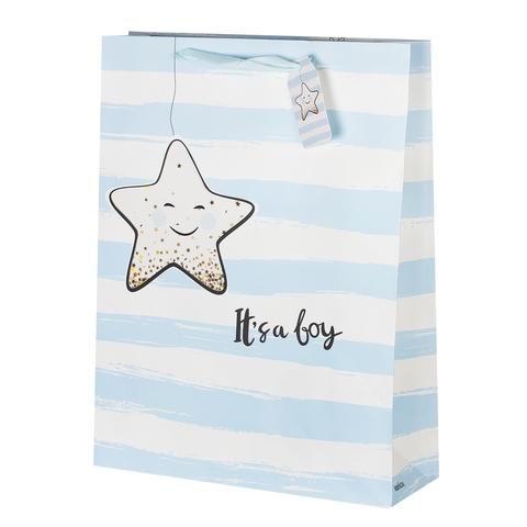 Пакет подарочный Baby 32*42*11.5 1