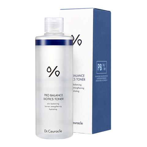 Dr.Ceuracle Pro Balance Biotics Toner Тоник с комплексом пробиотиков для чувствительной кожи