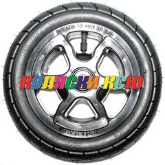 Колесо для детской коляски №007059 надув 10 дюймов (10х1,75х2) (втулка на ось 8 мм) (Adamex, BeBe-Mobile)
