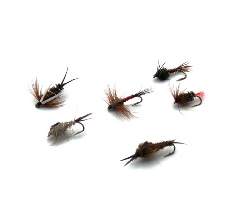 Набор нимф Pacific Fly Group Nymph №1 р. М., 6 шт. (70003757)