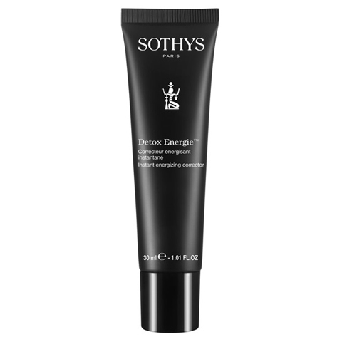 Sothys Detox Energie: Энергонасыщающий крем-корректор для лица мгновенного действия (Instant Energizing Corrector)