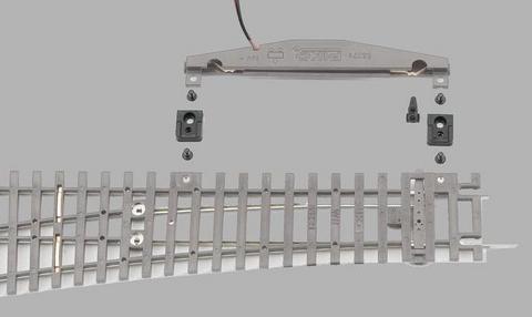 PIKO 55273 Тяги для крепления стрелочного механизма под макетом, HO