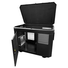 Всепогодный шумозащитный домик для генератора SB1600DM