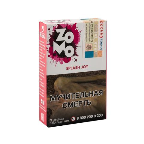 Табак ZOMO Splash Joy (Ягодный микс) 50 г