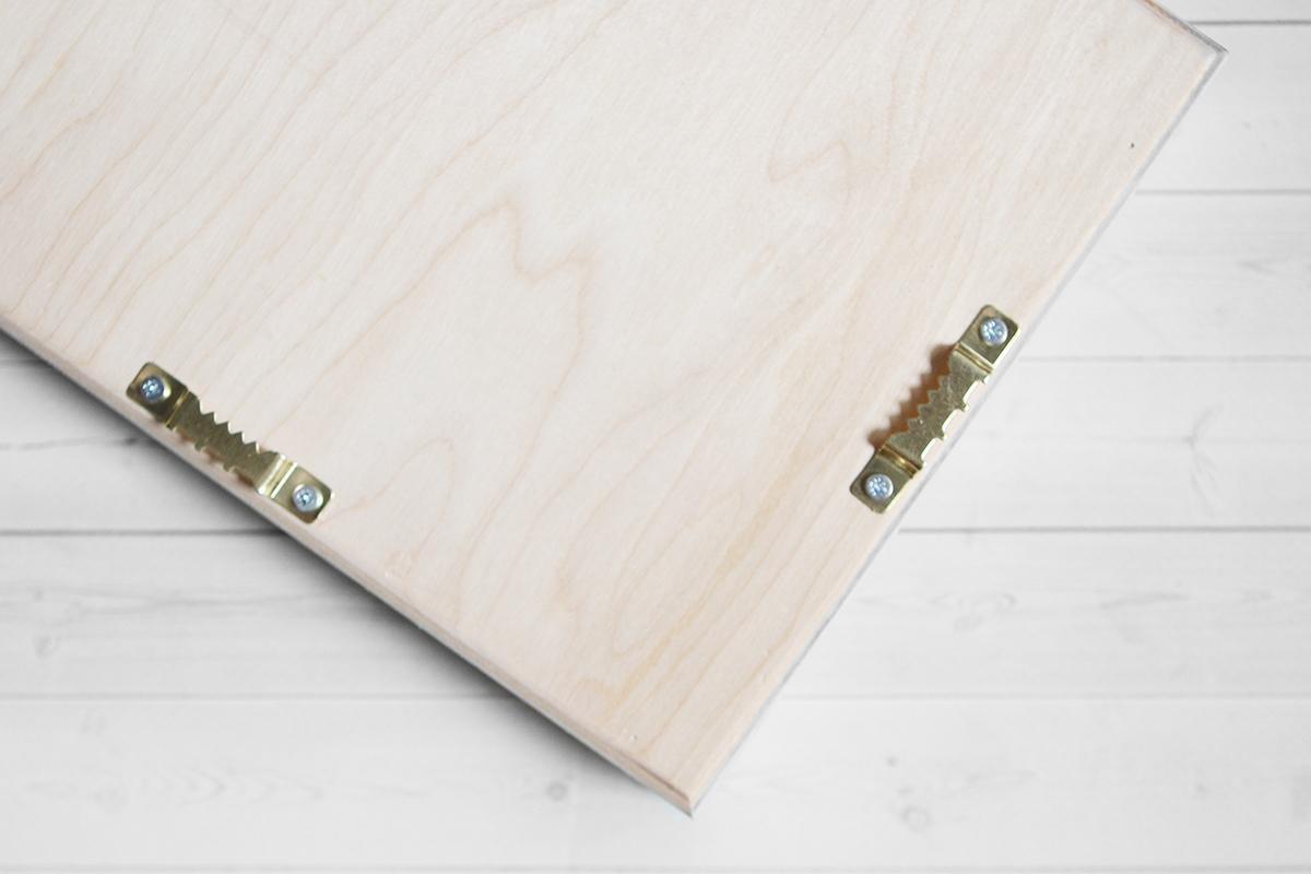 Вудбокс - короб для оформления 15*20*3 см