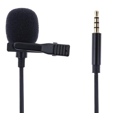 Микрофон петличный Lacalier MicroPhone 3.5 aux