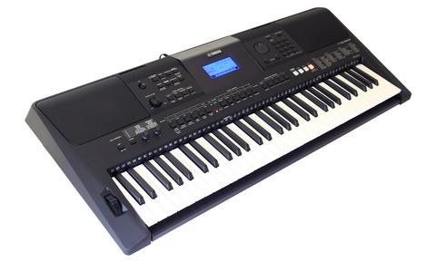 Синтезаторы и рабочие станции Yamaha PSR-E453