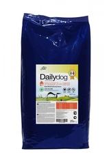 Сухой корм Dailydog Adult Medium Large Breed Low Calorie Turkey and Rice для собак средних и крупных пород с индейкой и рисом 12 кг