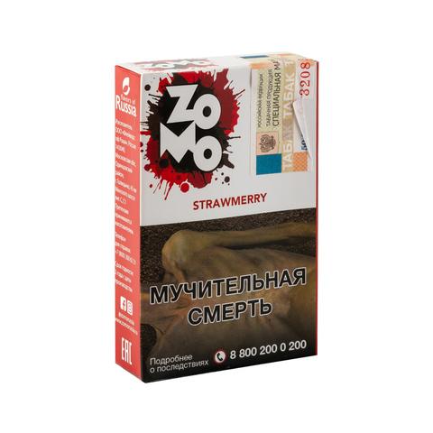 Табак ZOMO Strawmerry (Клубника Сливки) 50 г