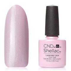 Гель лак CND Shellac Lavender Lace