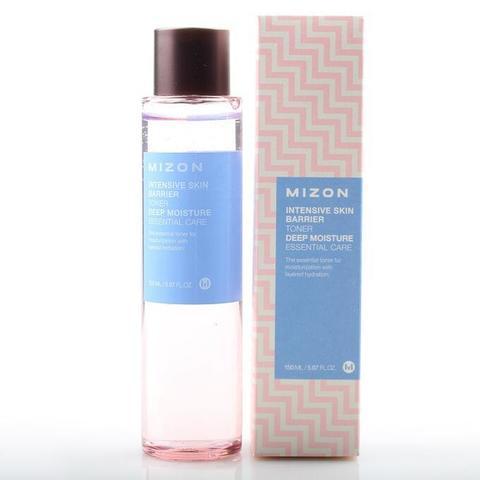 Увлажняющий тонер для интенсивной защиты кожи MIZON Intensive Skin Barrier Toner
