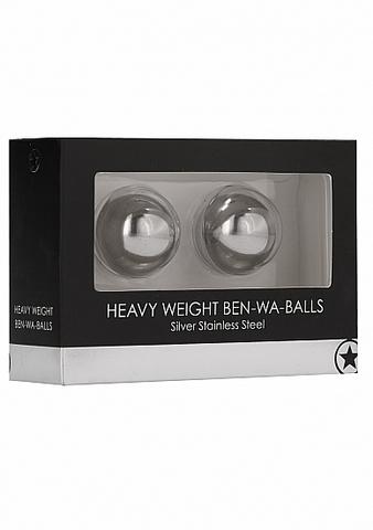 Металлические вагинальные шарики Heavy Weight Ben-Wa-Balls