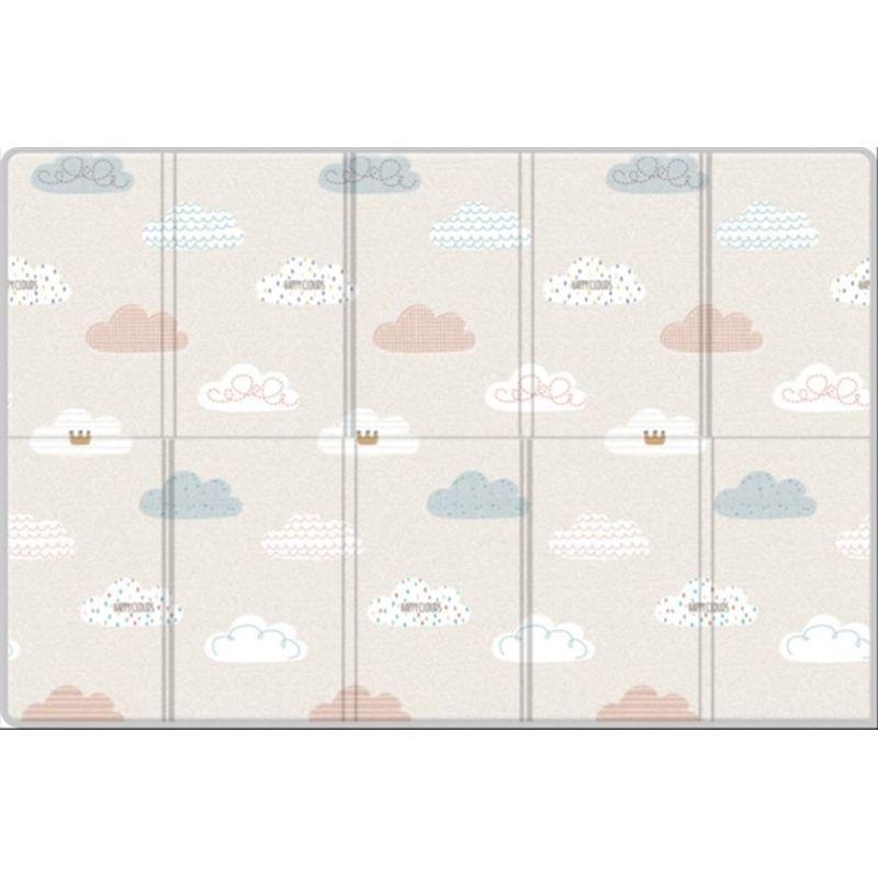 Parklon - Складной коврик Sillky Portable Облачка, 140x200x1 см