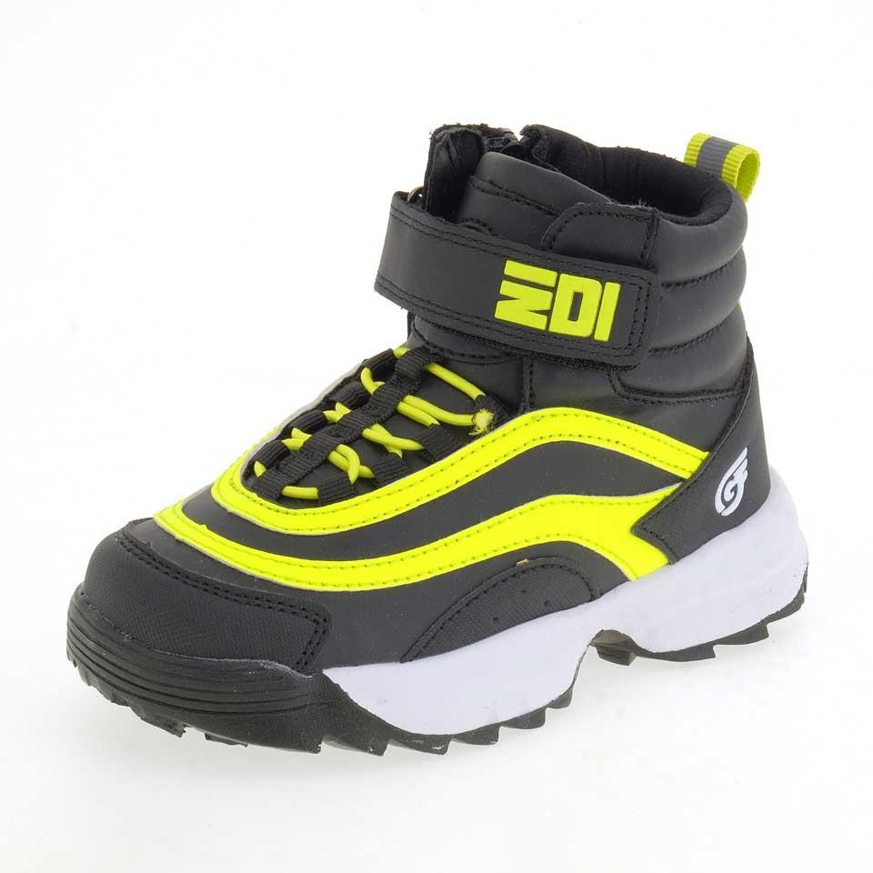Ботинки INDIGO KIDS _ 98-002E/12 черный