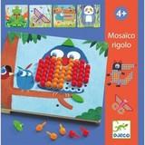 Мозаика DJECO Риголо 230 шт.