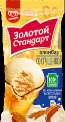 "Мороженое стаканчик ""Золотой стандарт"" Пломбир со сгущенкой 89г"