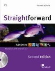 Straightforward 2nd Edition Advanced Workbook w...