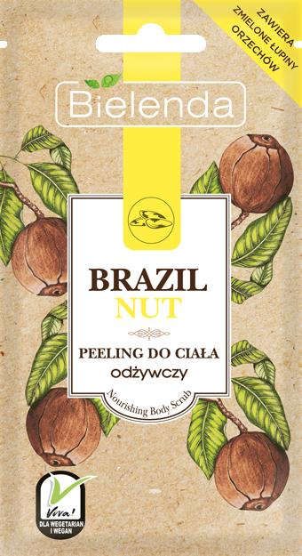 BRAZIL NUT Питательный скраб для тела 30ml