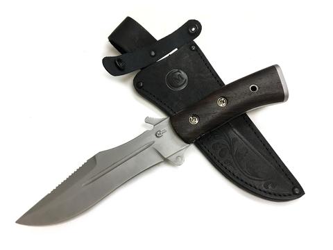 Нож для выживания Армейский, 65х13, венге