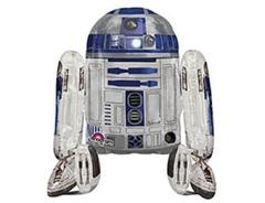 А Ходячая Фигура, Звездные войны R2D2, 44''/112 см, 1 шт.