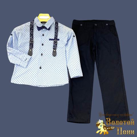 Костюм мальчику (5-8) 211020-N2204