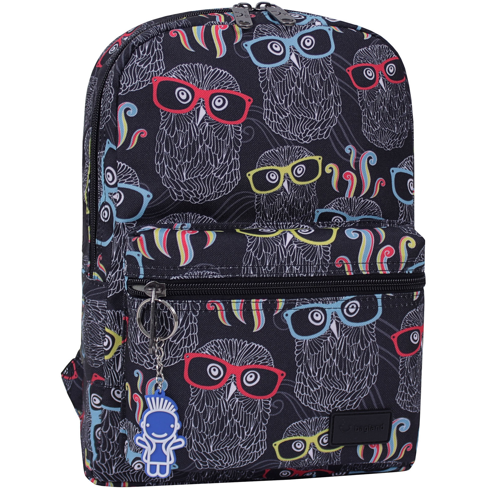 Молодежные рюкзаки Рюкзак Bagland Молодежный mini 8 л. сублімація 403 (00508664) IMG_8287_суб.403_.JPG
