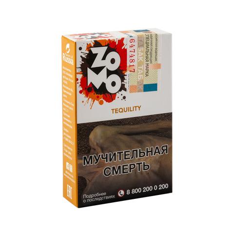 Табак ZOMO Tequility (Мексиканская Текила) 50 г