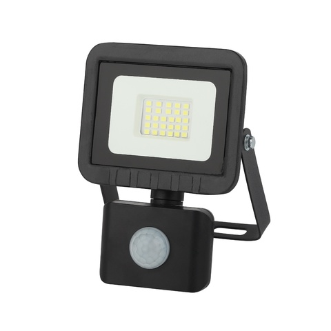 Прожектор светодиодный с датчиком движения Эра LPR-041-2-65K-020 6500K