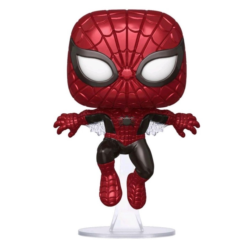 Фигурка Funko POP! Bobble: Marvel: 80th: First Appearance Spider:Man (MT) (Exc) 47604