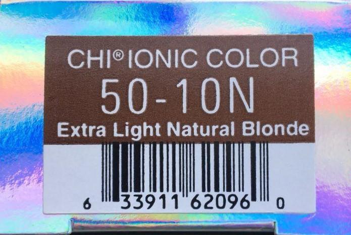 Крем-краска CHI Ионик 50-10 N 85 гр