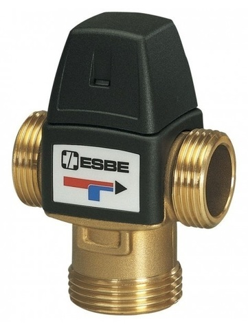 Клапан термостатический Esbe VTA321 арт. 31100800 - 1/2