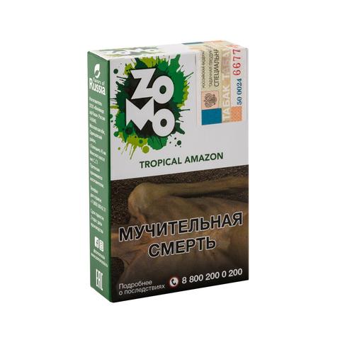 Табак ZOMO Tropical Amazon (Тропические Фрукты) 50 г