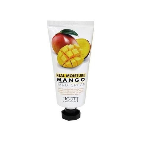 Увлажняющий крем для рук Jigott Real Moisture Hand Cream Mango