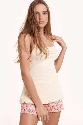 Пижама женская с шортами LISCA LIMITLESS 63430