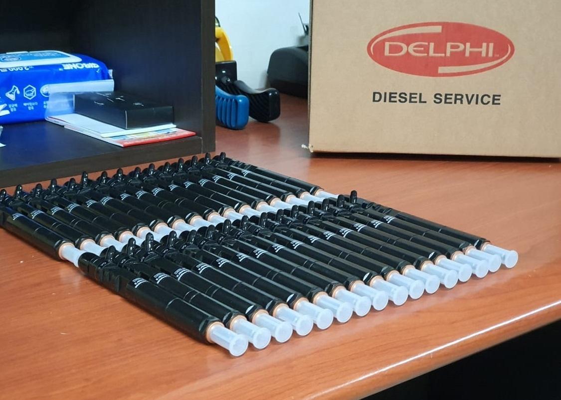 DELPHI EJBR04501D , A6640170121