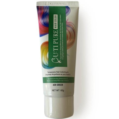 Тонирующий бальзам для волос Bu:ti Pure Hair Color Ash Green пепельно-зеленый 60 гр