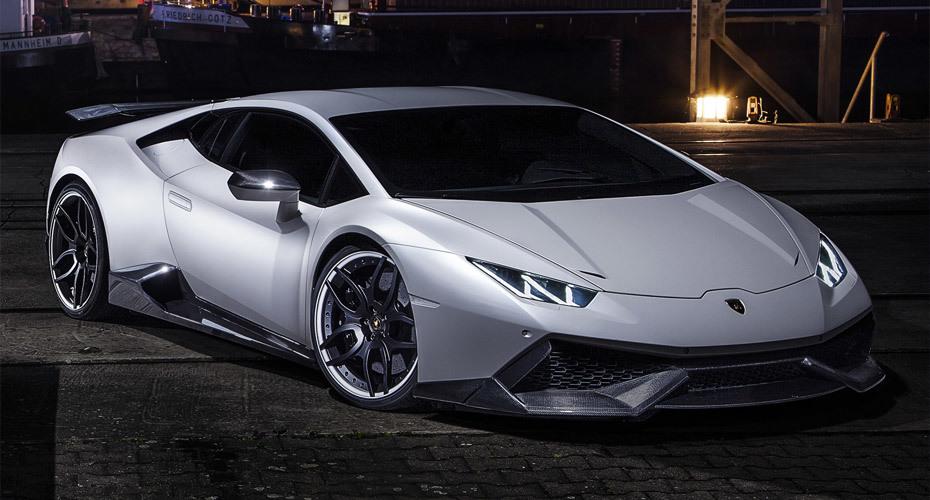 Обвес Novitec для Lamborghini Huracan