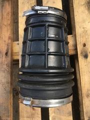 Резиновый патрубок воздушного фильтра МАН ТГА (гофра) 51094020118