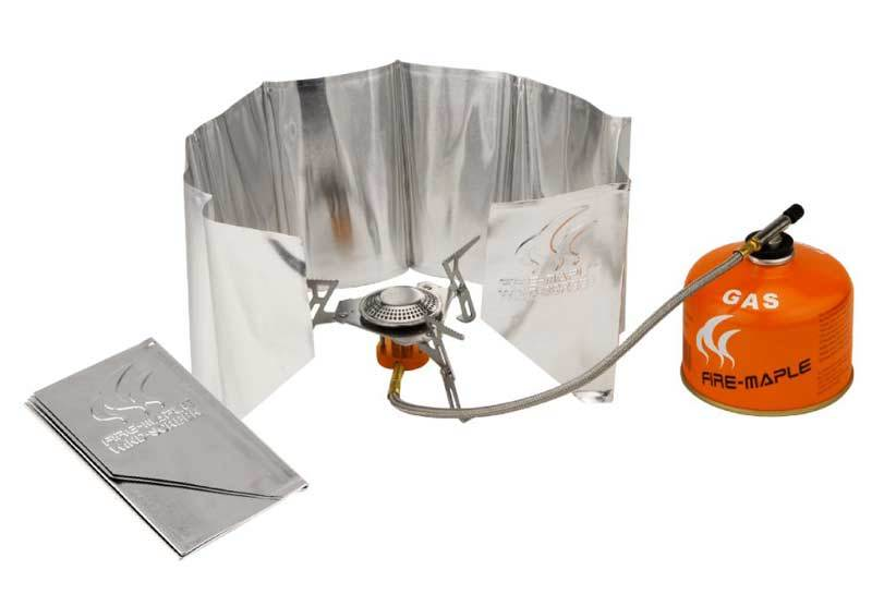 Экран ветрозащитный Wind-Screen FMW-501
