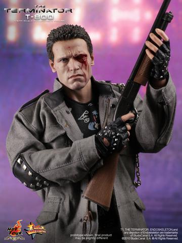 Terminator T-800 Movie Masterpiece