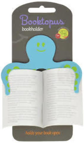 Booktopus Blue