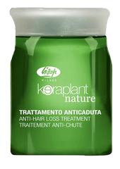 Лосьон против выпадения волос - Lisap Keraplant Nature Anti-Hair Loss Treatment 6*8 мл