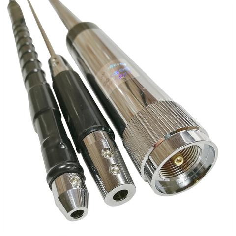 Многодиапазонная автомобильная КВ/УКВ антенна с PL основанием DIAMOND CR-8900