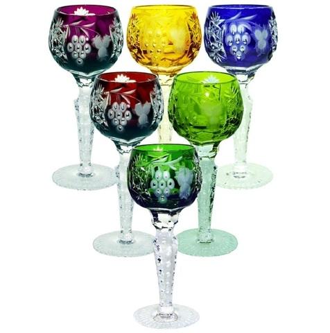 Рюмка для ликера Liquor, 60 мл, артикул 1/cobaltblue/64575 Серия Grape